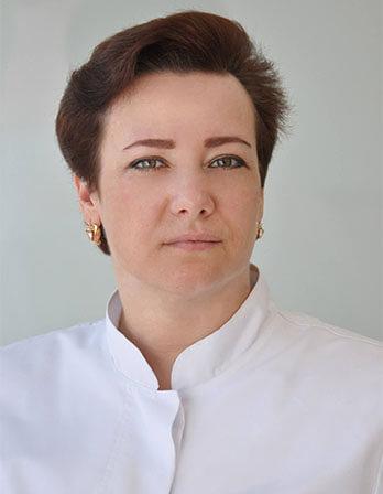 Бендева Ольга Викторовна
